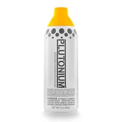 12 oz. Sunny D Spray Paint