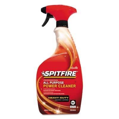 32 oz. Spitfire All-Purpose Cleaner, Liquid 4/Carton