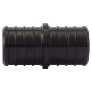 1 in. Plastic PEX Barb Coupling (5-Pack)
