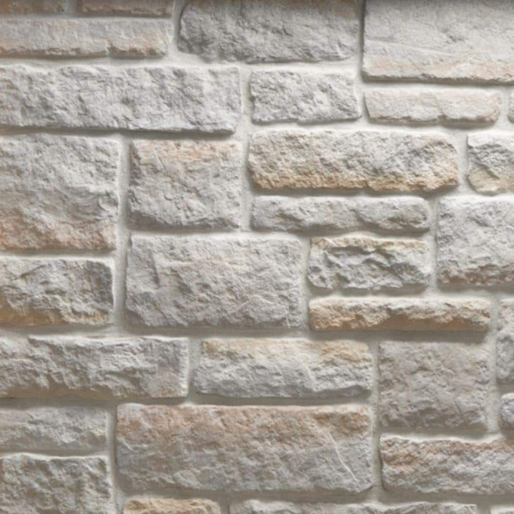 Veneerstone Austin Stone Gainsboro Corners 10 Lin Ft Handy Pack Manufactured Stone 97431 The Home Depot