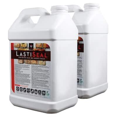 5 Gal. Penetrating Waterproofing Brick Paver and Concrete Sealer