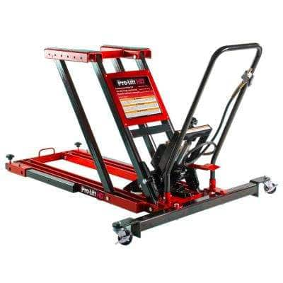 Utility Lift for Riding Lawnmower Motorcycle 1250 lbs. Capacity