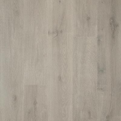 Outlast+ 7.48 in. W Montage Grey Oak Waterproof Laminate Wood Flooring (19.63 sq. ft./case)