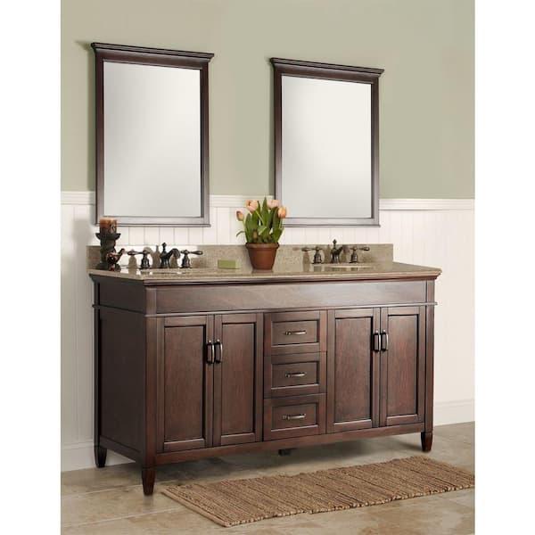 Home Decorators Collection Ashburn 61, Ferguson Bathroom Vanity