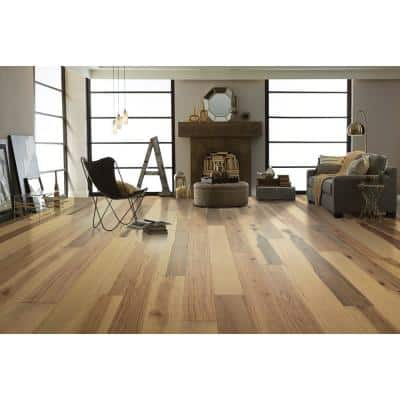 Valor Hickory Sweetbrier 1/2 in. T x 6-3/8 in. W x Varying Length Water Resistant Engineered Hardwood (25.40 sq. ft.)