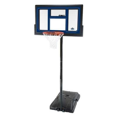 50 in. Fusion Speed Shift Portable Basketball System