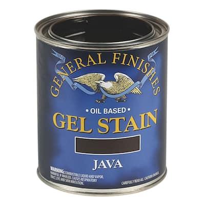 1-pt. Java Oil-Based Interior Wood Gel Stain