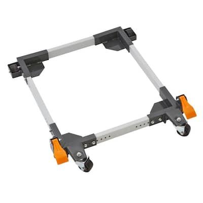 Steel Portamate Super Duty Adjustable Mobile Base