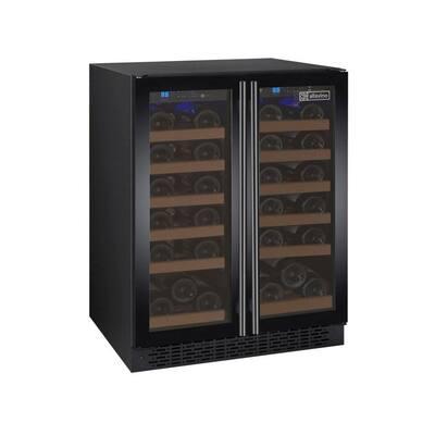 FlexCount II Dual Zone 36-Bottle Built-in Wine Refrigerator