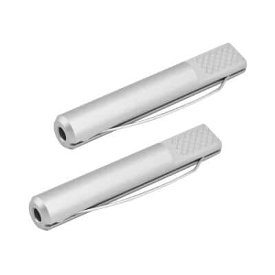 3/4 in. x 4-3/8 in. Aluminum Bench Dog Spring Loaded Hold Down for Workbenches (2-Pack)