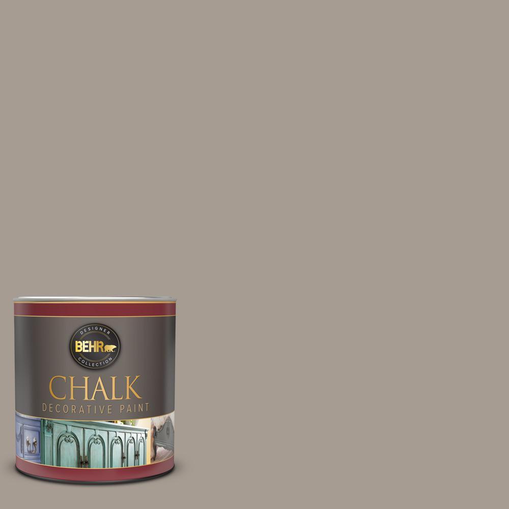 1 qt. #N200-4 Rustic Taupe Interior Chalk Decorative Paint