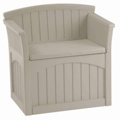 31 Gal. Patio Storage Seat