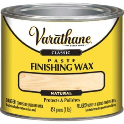 1 lb. Paste Finishing Wax (4-Pack)