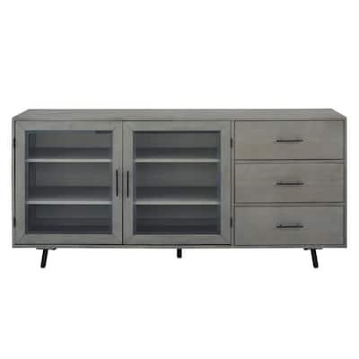Fordham Light Gray Sideboard
