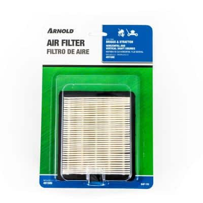 Air Filter for Briggs & Stratton 3-6 HP Quantum Series Engines - Series 121700, 122700 and 124700