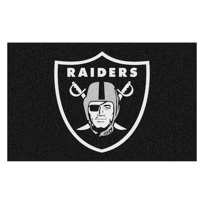 NFL - Las Vegas Raiders Rug - 5ft. x 8ft.