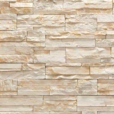 Imperial Stack Stone Calima Flats 150 sq. ft. Bulk Pallet Manufactured Stone