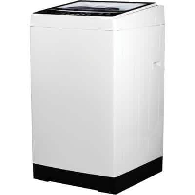 1.6 cu. ft. Portable Top Load Washing Machine in White