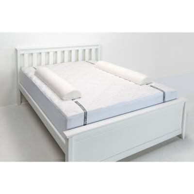 Double-Sided Foam Bed Bumper