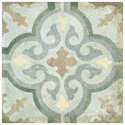 D'Anticatto Decor Palazzo 8-3/4 in. x 8-3/4 in. Porcelain Floor and Wall Tile (11.25 sq. ft. / case)