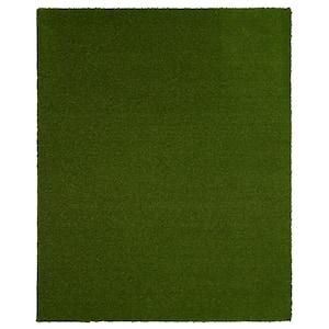 Premium Landscape 6 ft. x 7.5 ft. Green Artificial Grass Rug