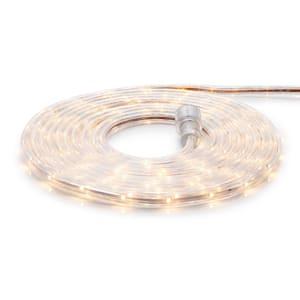 50 ft. Soft White Integrated LED Flex Strip Light