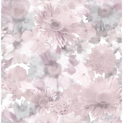 Highland Summer Garden Paper Strippable Wallpaper (Covers 56 sq. ft.)