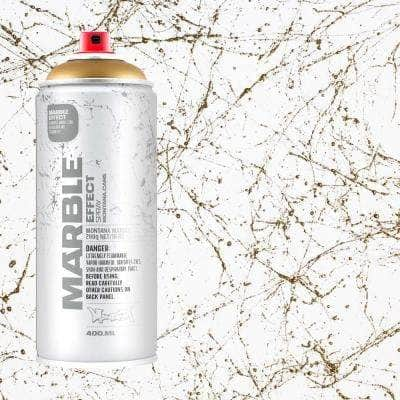 10 oz. MARBLE EFFECT Spray Paint, Gold