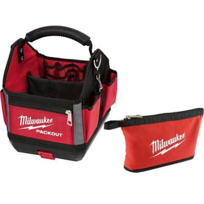10 in. PACKOUT Tote with Tool Bag