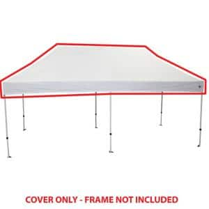 King Canopy Univeral Red Cover For 10 Ft X 20 Ft Instant Pop Up Tent Inat20rd The Home Depot