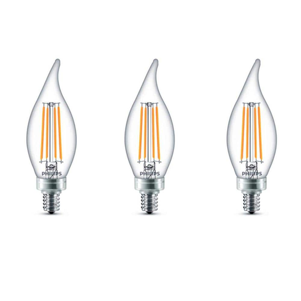 Philips Spotone PC45 Crown Silver 40W E14 lightbulb Glühbirne Ampoule
