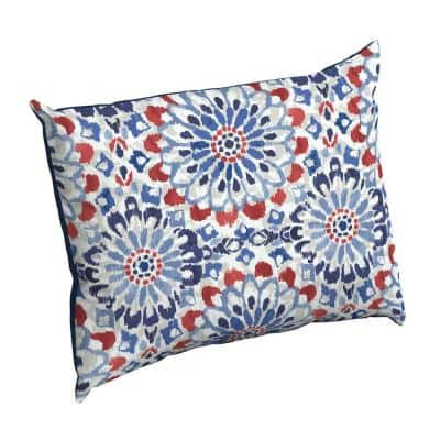 Clark Rectangle Outdoor Throw Pillow