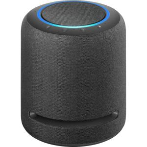 Echo Studio Smart Speaker with Alexa in Charcoal