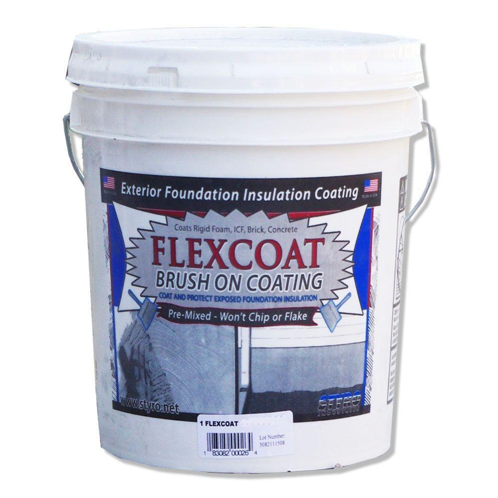 5 Gal. Cairn FlexCoat Brush on Foundation Coating