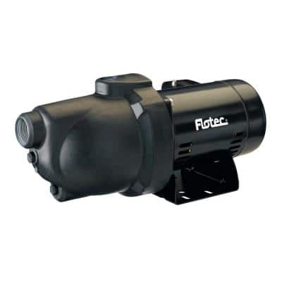 3/4 HP Thermoplastic Shallow-Well Jet Pump