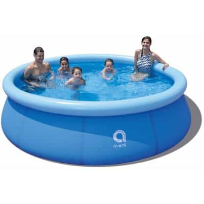 Inflatable Pools Above Ground Pools The Home Depot