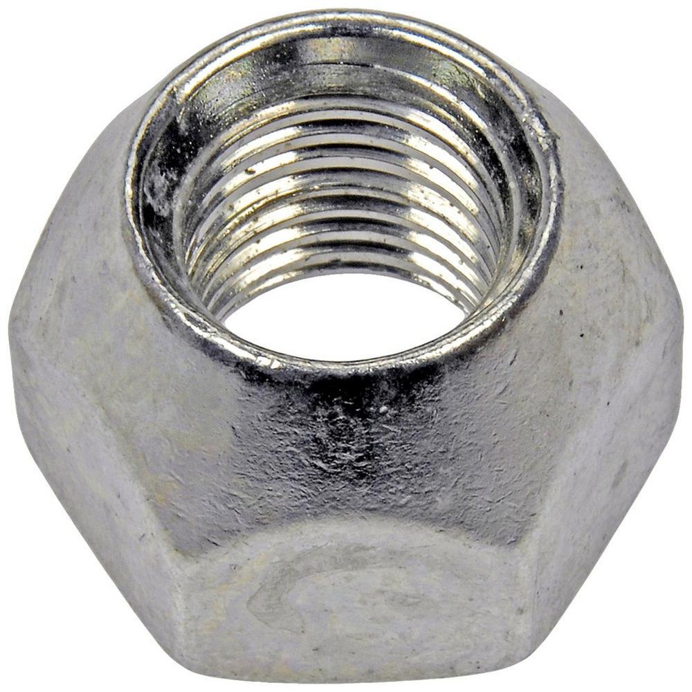 Wheel Nut M12-1.50 Standard - 21mm Hex, 16mm Length