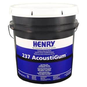 237 - 4 Gal. Acoustical Ceiling Tile Adhesive