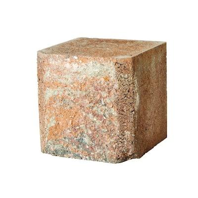 SplitRock DoubleMedium 7 in. x 7 in. x 7 in. Winter Blend Concrete Garden Wall Block (72 Pcs. / 24.5 Face ft. / Pallet)