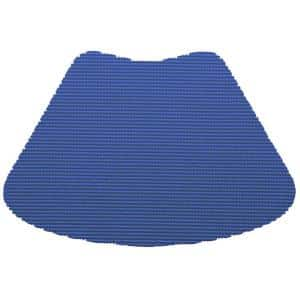 Fishnet Wedge Placemat in Blue (Set of 12)