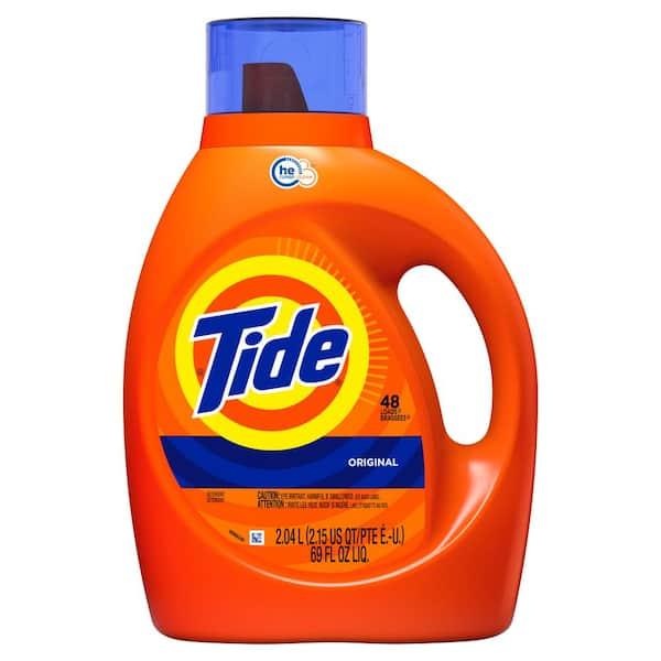 Tide 69 fl. oz. Original Scent Liquid Laundry Detergent (48-Loads)