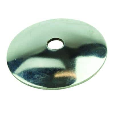 3/4 in. Chrome Plated Round Mirror Rosette