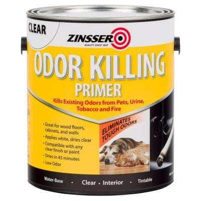 1 gal. Odor Killing Interior Primer (2-Pack)