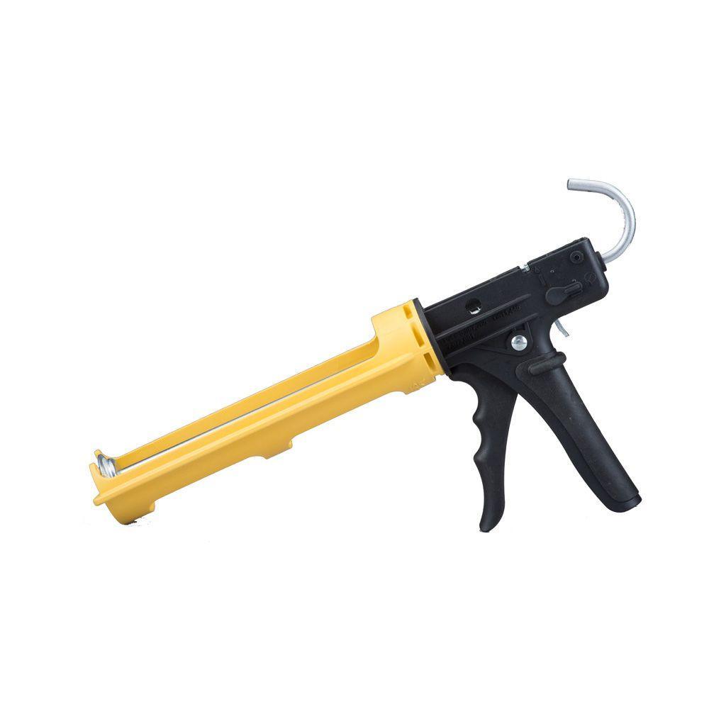 10 oz. ETS 3000 Industrial Ergonomic Composite 18:1 Caulk Gun