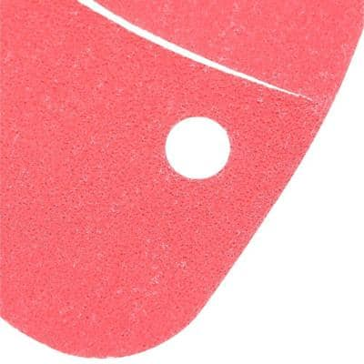 3-7/8 in. x 5-1/2 in. 80-Grit CAT/Mouse Detail Sanding Sheet with Hook and Lock Backing