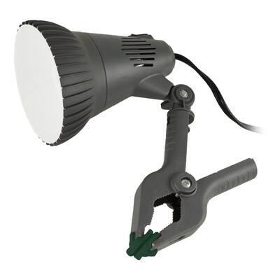 13-Watts LED Clamp Grow Light Bulb