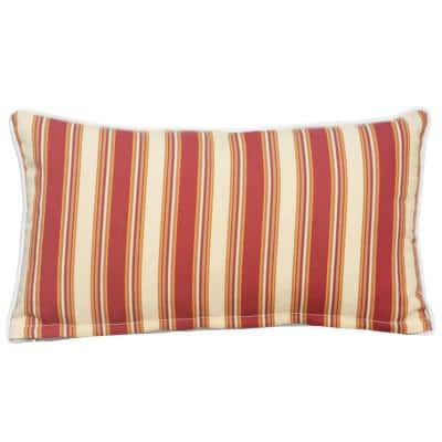 Direct Wicker Outdoor Throw Pillows Outdoor Pillows The Home Depot