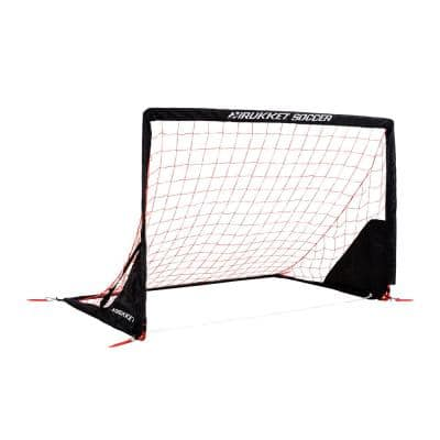 6 ft. Portable Travel Kids Youth Practice Foldable Soccer Goal Net