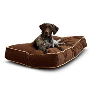 Buster Medium Cocoa Dog Bed