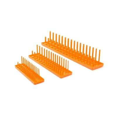 Metric Socket Tray Set (3-Piece)